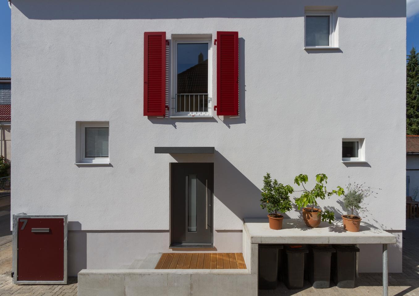 Doppelhaushälfte Sanieren sanierung einer doppelhaushälfte in darmstadt | bialucha architektur
