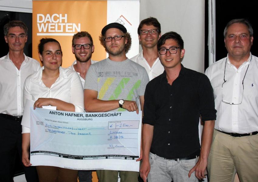 Dachwelten 2012 - Gewinner