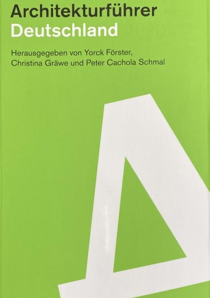 Architekturfuehrer Deutschland 2020 - RheinSchaenke Hattenheim