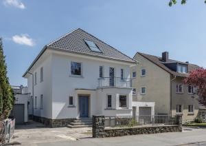 Fertigstellung Sanierung und Umbau Zweifamilienhaus in Darmstadt