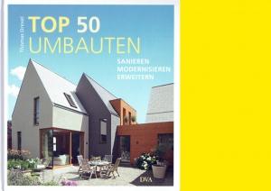"Buchveroeffentlichung ""Top 50 Umbauten"""